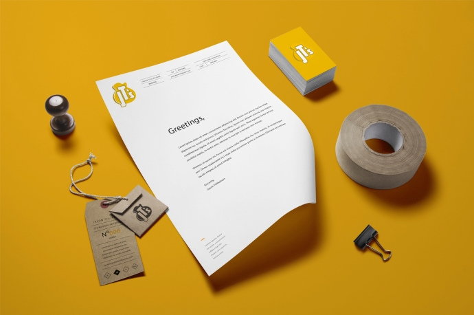 CORPORATE IDENTITY. JT'S MUSICAL INSTRUMENTS. CAPE TOWN, SOUTH AFRICA.