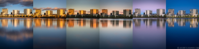 ''CHANGES IN LIGHT''. Joensuu, Finland.