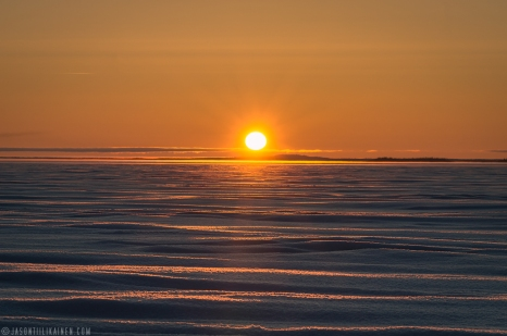 ''SUNSET''. Joensuu, Finland.