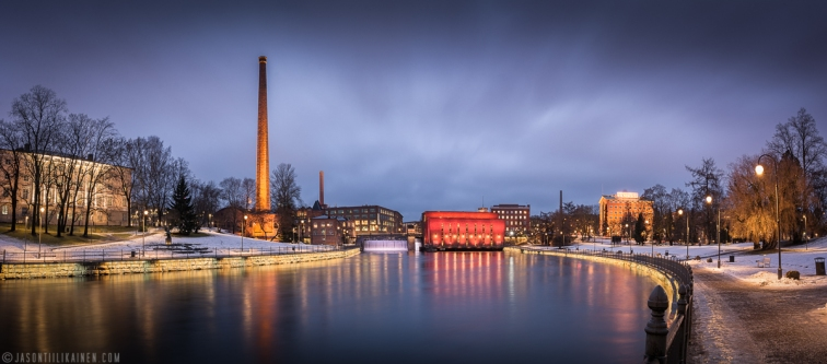 ''TAMPERE CITY''. Tampere, Finland.