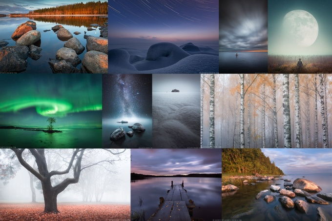 2018 – A Year of Photography
