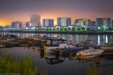 ''EARLY MORNING JOENSUU CITY''. Joensuu, Finland.