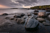 ''LAKE SHORE''. Joensuu, Finland.