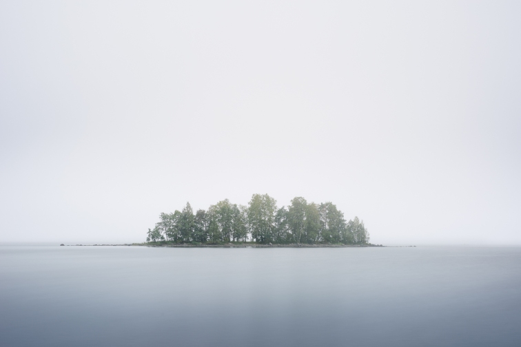 ''MISTY MORNING JOENSUU''. Joensuu, Finland.