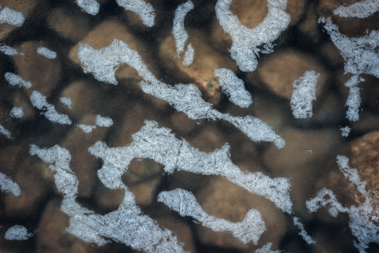 ''ICY SHAPES''. Joensuu, Finland.
