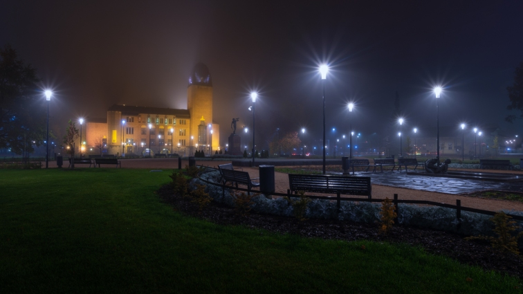 ''JOENSUU NIGHT''. Joensuu, Finland.